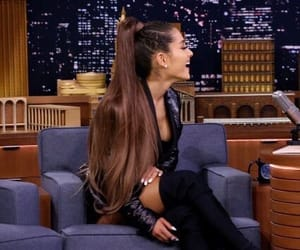 ariana, grande, and sweetener image