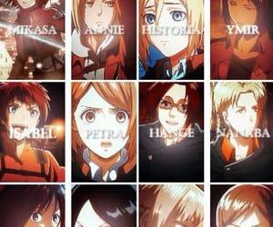 anime, manga, and sasha image
