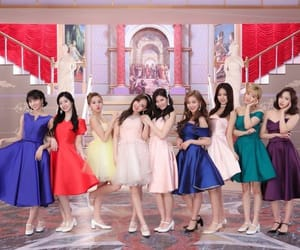 twice, twice photoshoot, and what is love? image