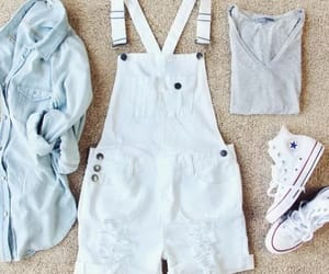 clothes, color, and converse image