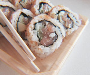 sushi, theme, and rp image