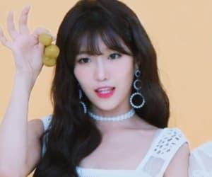 kpop, cosmic girls, and dawon image