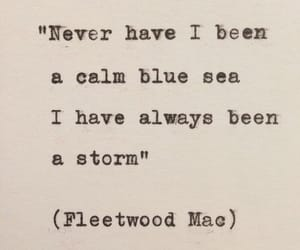 fleetwood mac, quotes, and songs image
