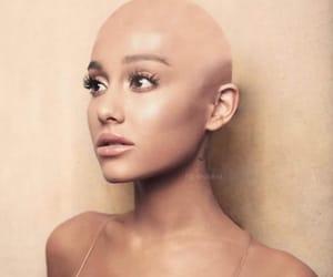 wig, sweetener, and ariana grande image