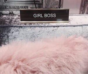 boss, fashion, and girls image