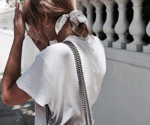 fashion, hair, and summer image
