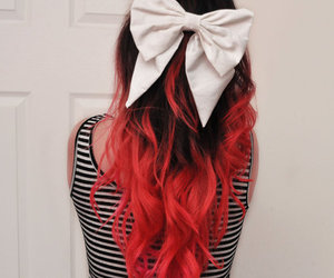 bow and red image