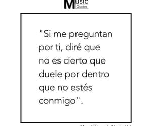 frases, frases de canciones, and morat image