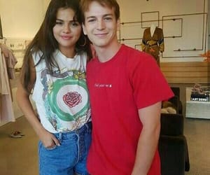 fan, selena gomez, and celebrity image