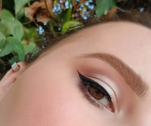 eyeshadow, makeup, and maquillaje image
