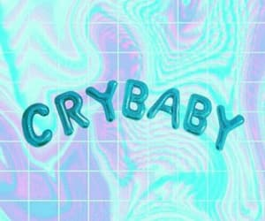 wallpapers, follow me, and crybaby image