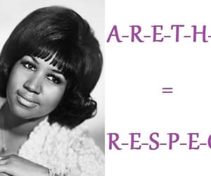 aretha franklin and respect image