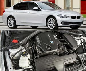 bmw 3 series, 320d, and bmw 320d image