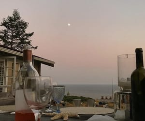 aesthetic, wine, and summer image