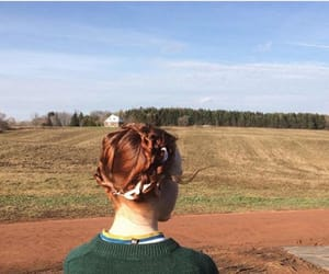hairstyle, awae, and greengables image
