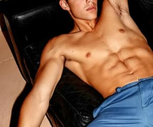 abs, fit, and handsome image