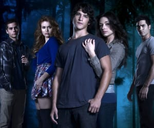teen wolf, stiles, and derek image