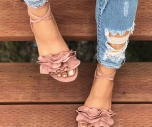 fashion shoes for women, cheap women sandals, and cute shoes for women image