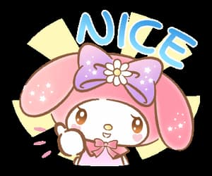 bunny, my melody, and sweet image