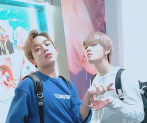 korean, lucas, and nct 127 image