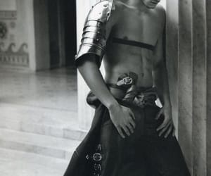 abs, armour, and guy image