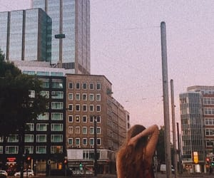 body, buildings, and city image