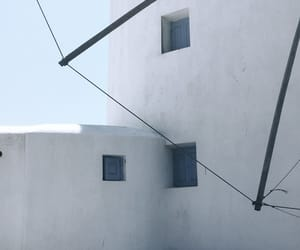 blue, Greece, and mykonos image
