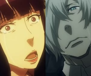 anime, black hair girl, and deathparade image