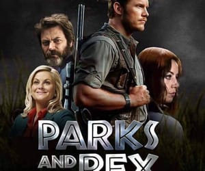 Amy Poehler, Jurassic Park, and parks and recreation image