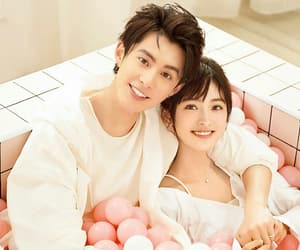 asian, chinese, and couple image