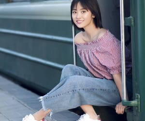actress, a love so beautiful, and shen yue image