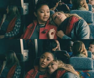 lara jean, chris, and netflix image