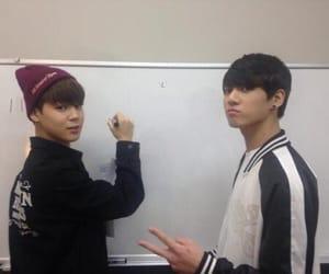 hq, jeon jungkook, and kpop image