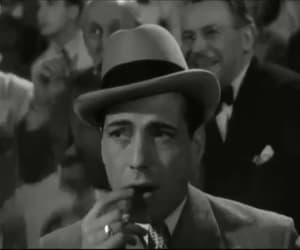 gif, Humphrey Bogart, and kid galahad image