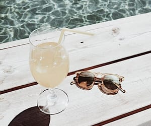 drinks, summer, and tasty image