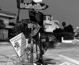 Apulia, bike, and black image