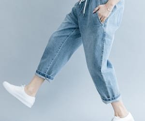 etsy, trousers, and cotton pants image