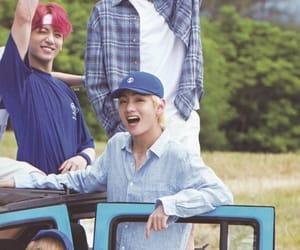 bts, park jimin, and kim seokjin image