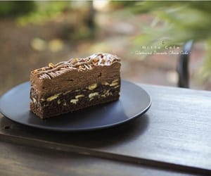 almond, dessert, and bakery image