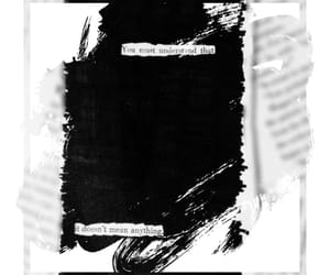 black and white, book, and pages image
