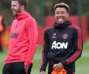 football, manchester, and jesse lingard image