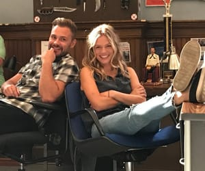 chicago pd, adam ruzek, and hailey upton image