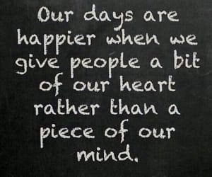 happy, heart, and mind image