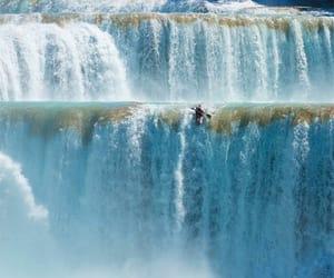 belleza, naturaleza, and cascada image