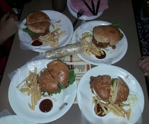 burger, Chicken, and zinger image