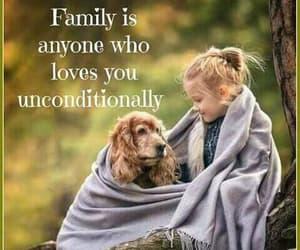 dog, girl, and loving image