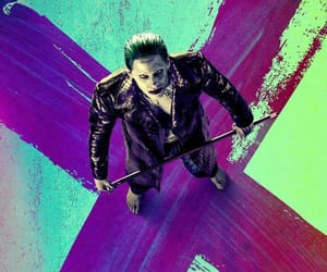 wallpaper, suicide squad, and joker image