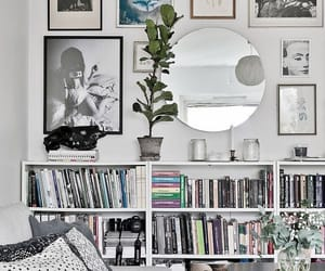 books, home, and inspiration image