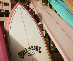 billabong and surf image