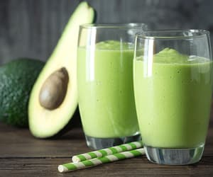article, avocado, and health image